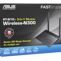 harga ASUS RT-N12+ (RESMI) Tokopedia.com