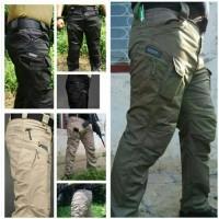 Celana blackhawk replika / celana polisi ganteng bahan tactical