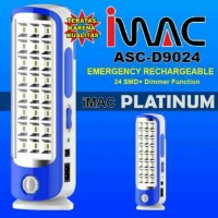 harga Lampu Emergency Rechargeable IMAC D9024 Tokopedia.com