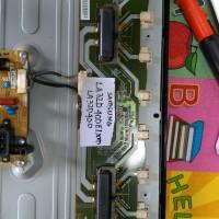 Backlight inverter board LCD TV SAMSUNG LA32D400 LA32D400EA