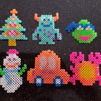 SQ Test Creative Beads (mainan manik manik melatih kreatifitas anak)