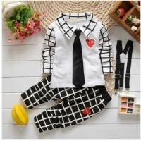 Grosir Pakaian Anak / Setelan Baju Anak Laki Laki / St Tiny Boy