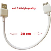 harga Kabel Hardisk External Usb 3.0 Cable Hdd Ext Pendek Data High Quality Tokopedia.com