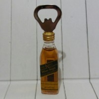 Miniatur Pembuka Tutup Botol Minuman Keras Magnet Kulkas Lemari Es