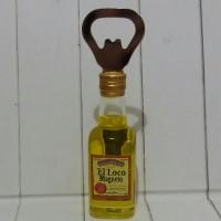 Tempelan Magnet Kulkas Miniatur Pembuka Tutup Botol Minuman Keras
