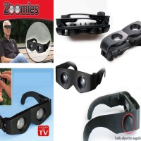 Zoomies Binocular Glasses AS SEEN ON TV / kacamata pembesar