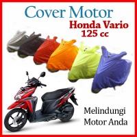 harga Cover Motor Honda Vario New 125 cc, Sarung Honda Vario New 125 cc Tokopedia.com