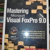 harga Mastering Microsoft Visual FoxPro 9.0-ElekMedia Tokopedia.com