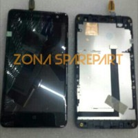 LCD TOUCHSCREEN Nokia Lumia 625 RM 941 ORI FULLSET + FRAME