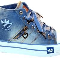 Sepatu Sneakers Wanita 758 Lt.Blue
