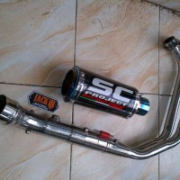 SC PROJECT Carbon Underbelly For R25 / N250 / Z250 / MT25 / CBR Dll