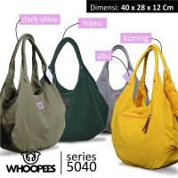Jual Tas Wanita Whoopees 5040 Tote Shoulder Bag Murah Branded Cantik Murah Murah