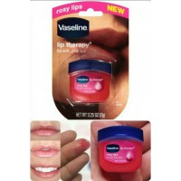 Vaseline Lip Therapy Rosy Lip (7g) Original USA 100%