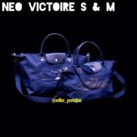 Jual Tas Longchamp Neo Victoire uk S dan M