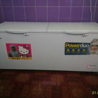 Chest Freezer Modena 650 Ltr