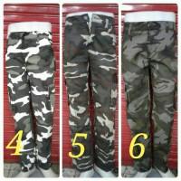 harga Celana Kargo Army / Loreng Panjang 456 Tokopedia.com