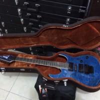 harga Gitar Ibanez Premium Biru . Tokopedia.com