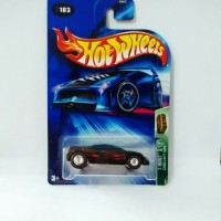 Cadillac Cien - Hot Wheels 2004 Treasure Hunts