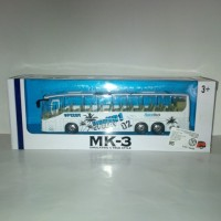 harga Diecast Bus Miniatur Bis MK3 warna Putih Tokopedia.com
