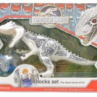 Lego Dino Lele 79151 Jurassic World Dinosaurus Indominus T - Rex