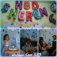 Jual balon ulang tahun nama anak di bekasi Murah