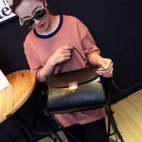 tas satchels slingbag medium bag premium bagus korea import wanita mal