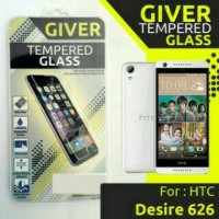 Anti Gores Tempered Glass Giver HTC Desire 626