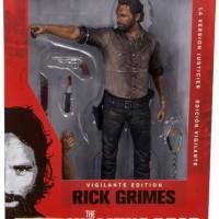 harga McFarlane Toys The Walking Dead Rick Grimes Vigilante Edition 10