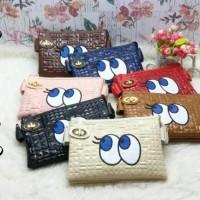 tas lokal / slingbag lucu / korean slingbag / rolling eyes hana bag