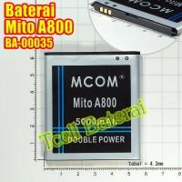 BATERAI MITO A800