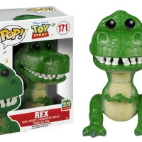 Original Toys Funko Pop Toy Story: T Rex Vynil Figure