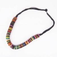 harga Kalung Etnik Handmade 'Ring Wooden Necklace' Tokopedia.com