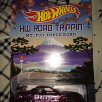 hot wheels nissan skyline gt-r(r34) hw road trippin