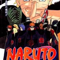 eBook Komik Naruto 1 - 72 Tamat Bhs INGGRIS Digital Copy