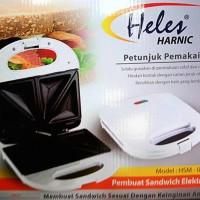 Sandwich Maker Heles Harnic Hsm-020