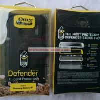 Jual OTTERBOX DEFENDER CASE SAMSUNG GALAXY S7, S7 EDGE BLACK PELINDUNG Murah