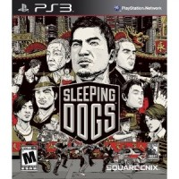 PS3 SLEEPING DOGS