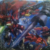 Gundam MG Epyon OZ-13MS - Daban