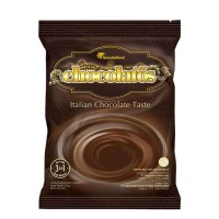 Chocolatos Drink Minuman Coklat by GarudaFood (1 Renceng isi 10 Pcs)