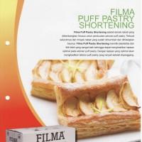 FILMA Puff Pastry Shortening / Korsvet / Pastry Margarine 250 Gram