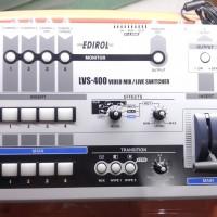 harga VIDEO MIXER ROLAND EDIROL LVS-400 BUKAN EDIROL V4 V8 DATAVIDEO SE-500 Tokopedia.com