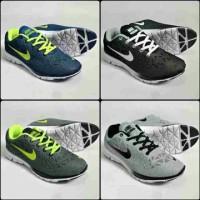 Jual sepatu running cowo NIKE FREE RUN 100% IMPORT VIETNAM