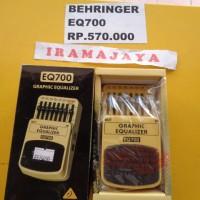 Behringer Eq700 7 Band Graphic Equalizer