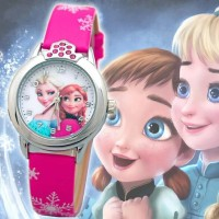 Jam Tangan Anak Perempuan Elsa - Anna Frozen