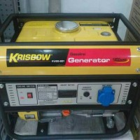 Genset gasolin 1200 watt KRISBOW