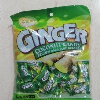 Jual Permen Rasa Jahe Kelapa Kimono (Ginger Coconut) Murah