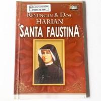 Jual Buku Renungan dan Doa Harian Santa Faustina Murah