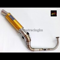 harga Knalpot Matic CHA - Mio/Beat Vario/Gt125/Scoopy/Fino/Soul/M3 - Yellow Tokopedia.com