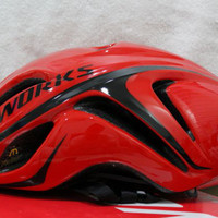 harga helm specialized evade red glosy Tokopedia.com