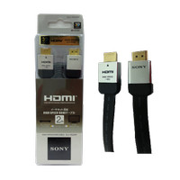 KABEL HDMI SONY 2M HI SPEED HIGH QUALITY / HDMI 2M / HDMI 2 METER